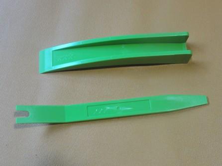 Automotive Crowbar Green Goso Lock Picks