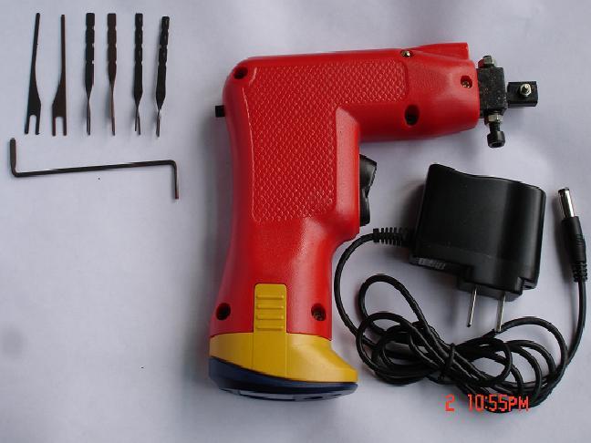 Klom Electornic Lock Pick Gun Goso Lock Picks