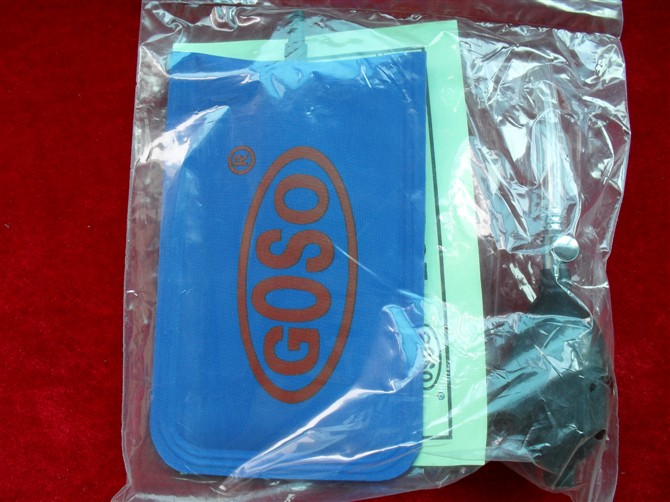 GOSO Small Airbag (blue)