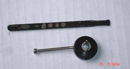 Modne ubrania HU66 VAG INNER GROOVE PICK – GOSO Lock Picks ZG49