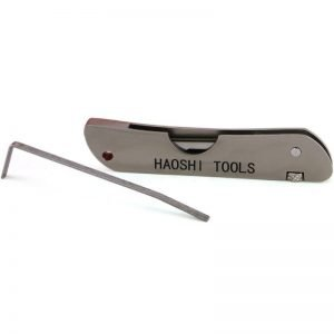 Haoshi Jackknife Lock Picking Set