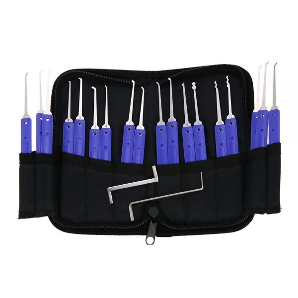 KLOM 18 Pieces Lock Pick Set