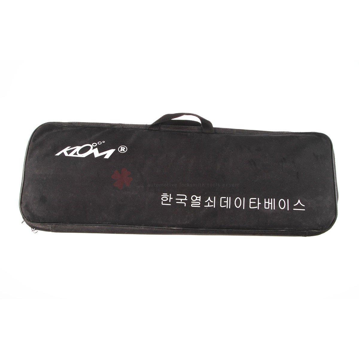 KLOM Automobile Lockout Kit (12 piece) – GOSO Lock Picks