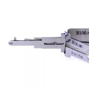 Lishi B106/GM37 2in1 Decoder and Pick