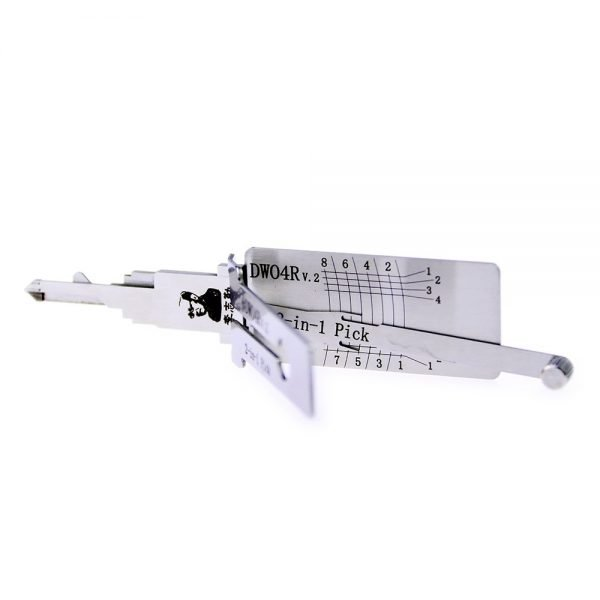 Lishi DWO4R 2in1 Decoder and Pick