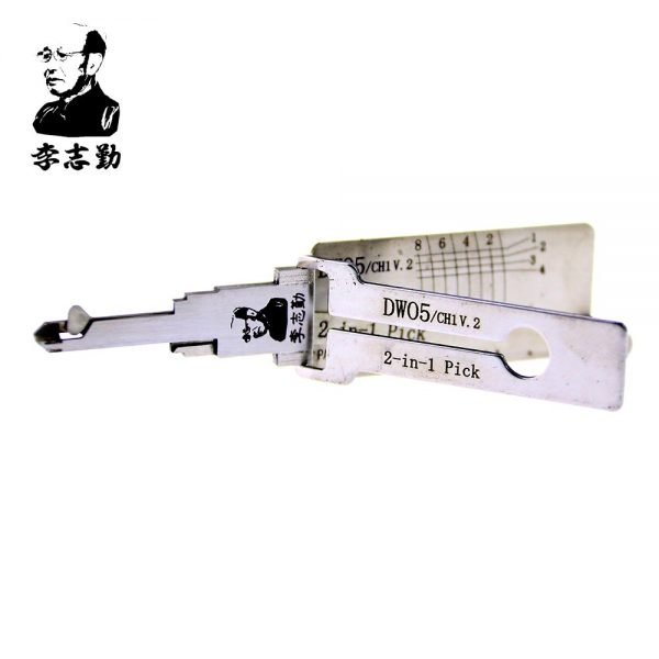 Lishi DWO5/CH1 2in1 Decoder and Pick