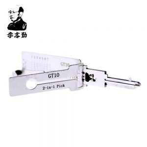 Lishi GT10 2in1 Decoder and Pick