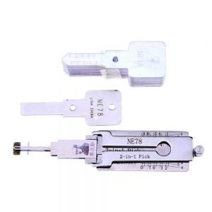 Lishi NE78 2in1 Decoder and Pick