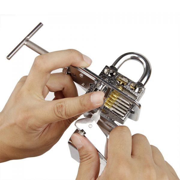 Lishi Desktop Practice Lock Vise