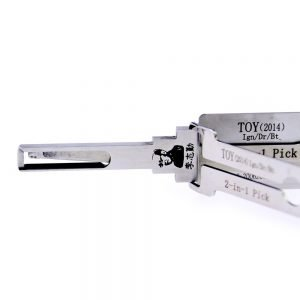Lishi TOY(2014) 2in1 Decoder and Pick