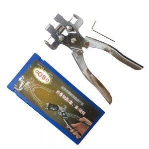Flip Key Roll Pin Removal / Installation Vice Tool